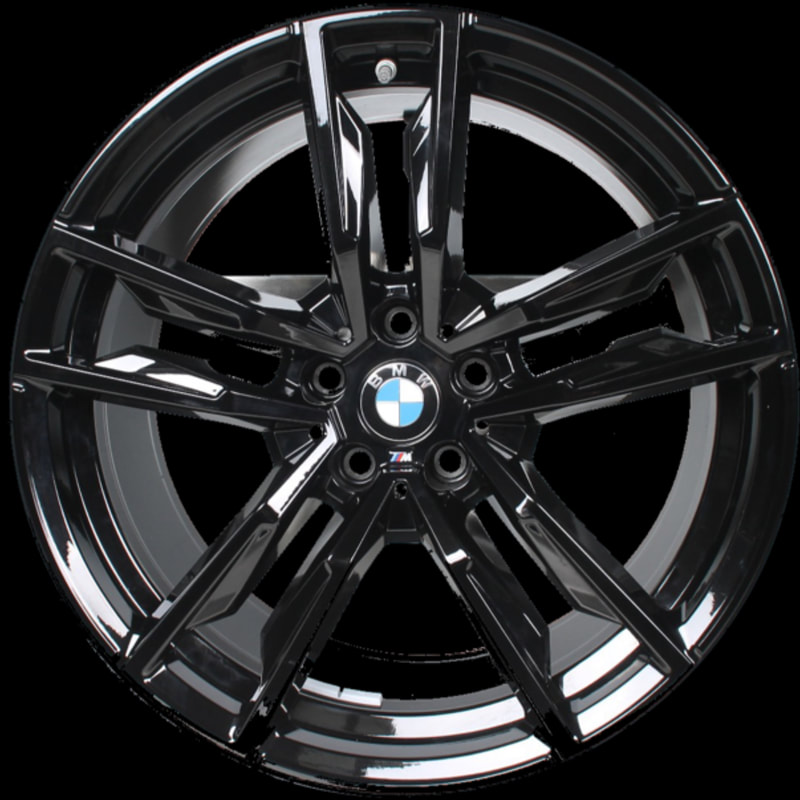 BMW G29 Z4 and 799M wheels and 呔鈴