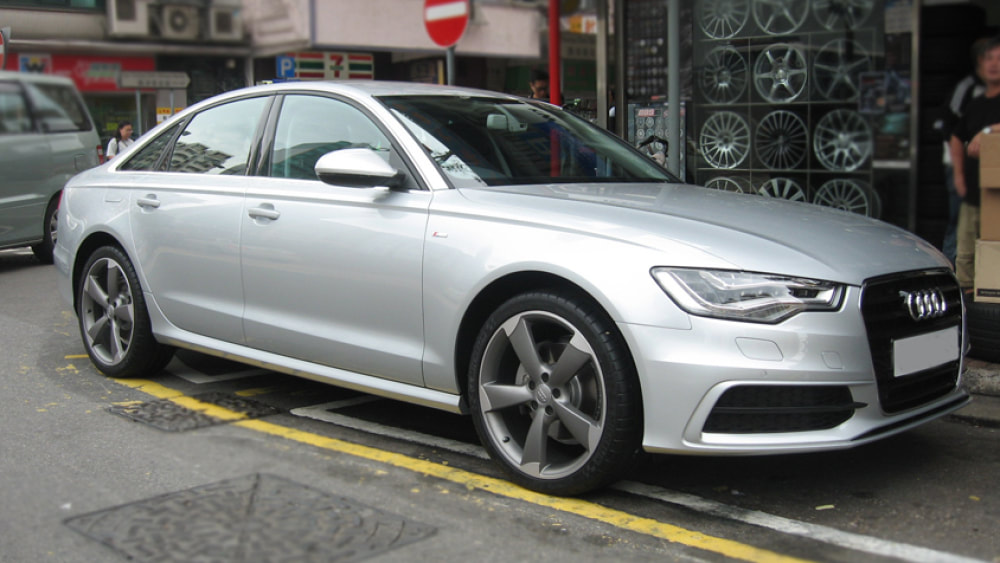 audi a6 and audi 5 arm rotor wheels and wheels hk and 呔鈴