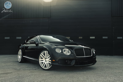 Bentley Continental GT, Modulare Wheels B3