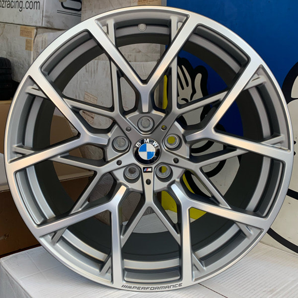 BMW 795M wheels and G20 3 Series