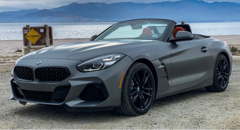 "19"" 799M Wheels and BMW G29 Z4"