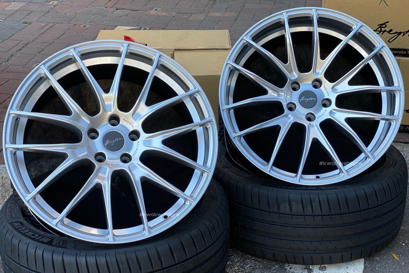 Breyton Race GTX Wheels and BMW G20 G30 G01 G02 G11 wheels and wheels hk and tyre shop hk and 呔鈴 and 寶馬鈴 and 寶馬軨