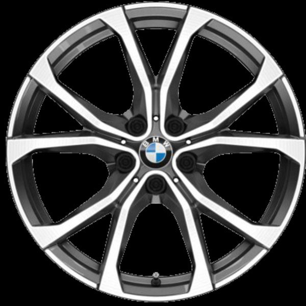 BMW G29 Z4 and 772 wheels and 呔鈴