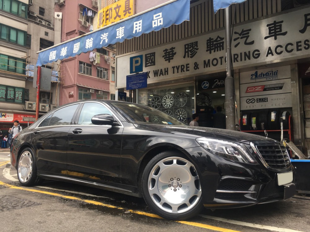 mercedes benz s class w222 and maybach wheels and wheels hk and tyre shop hk