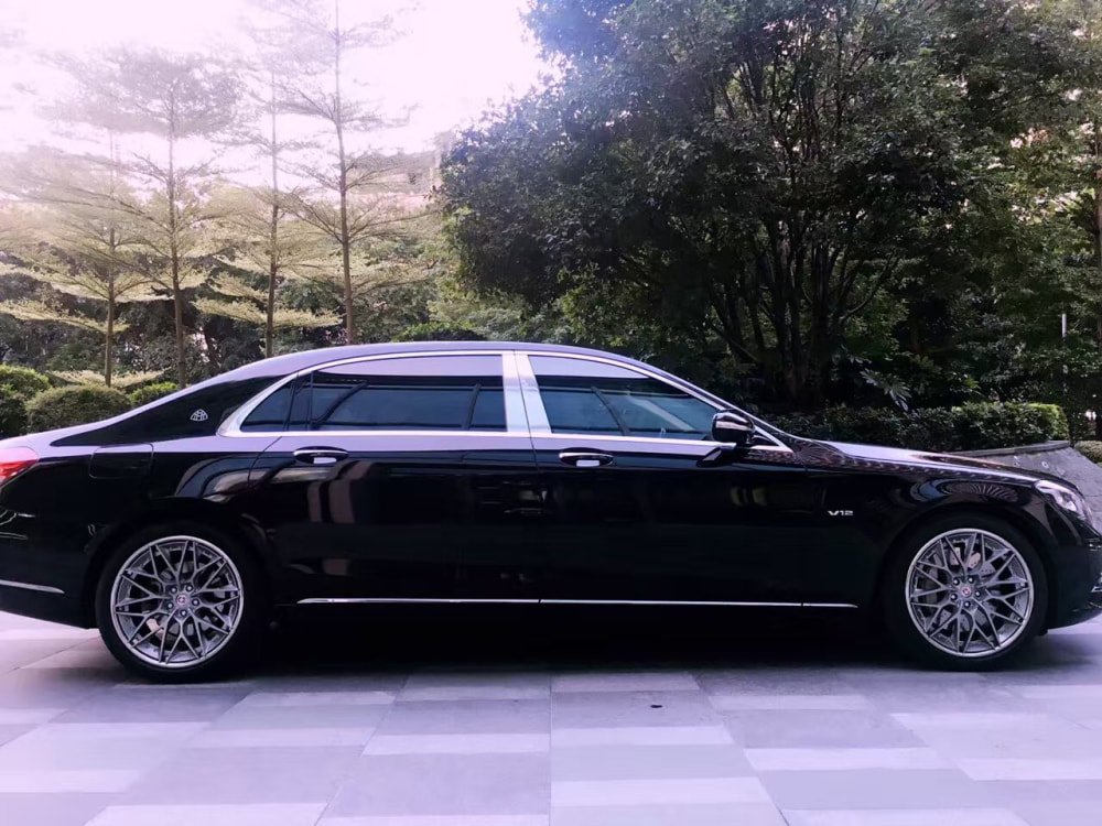 mercedes benz s class x222 maybach and hre s200 wheels and wheels hk and tyre shop hk