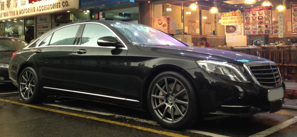 mercedes benz s class w222 and modulare b15evo wheels and wheels hk and tyre shop hk