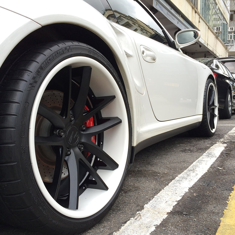 Modulare Wheels C30DC and wheels hk and tyre shop hk and 呔鈴 and Audi S5